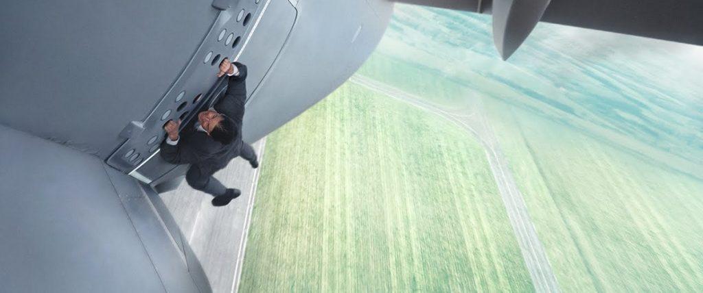 เรื่อง Mission: Impossible — Rogue Nation
